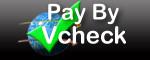 Pay by Vcheck